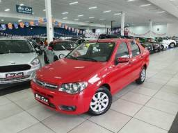 Fiat Siena Fire Flex Vermelha