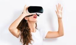 Óculos realidade virtual LACRADO