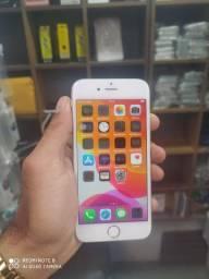 iPhone 6s silver todo original biometria ok desbloqueado 16gb