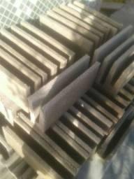 Blocos canaletas para alicerce 9x19x39