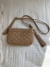 Vendo bolsa Original de couro da Couro&Cia