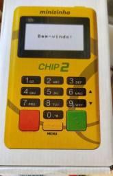 Minizinha Chip 2 com plano de internet grátis