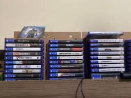 Jogos PS4 e Xbox One - Preços na descrição