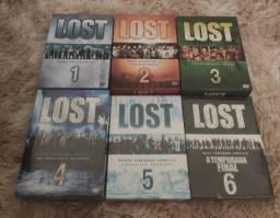 DVD série Lost completa
