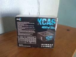 Fonte KCAS 400W 80 PLUS