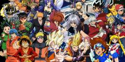 Pacote Animes Completos