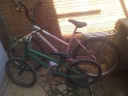 Bicicleta em Canaã dos Carajás