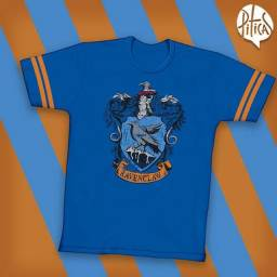 Camisa Corvinal Harry Potter