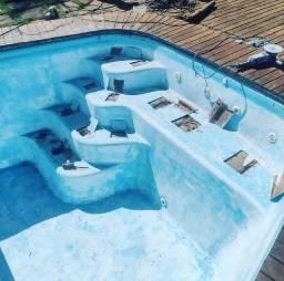 Pintura e reforma de piscinas e banheiras