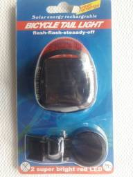 Bicycle Light, energia solar