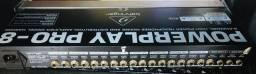 Powerplay Ampli Fones De Ouvido Ha8000 Behringer Ha 8000