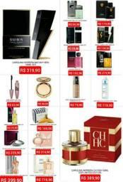Perfumes importados com garantia 100% originais