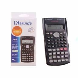 Calculadora Científica Karuida KK-82ms 240 funções C/ Capa