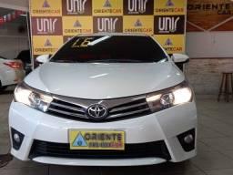 Corolla Xei 2.0 Flex C/ GNV Aut. 2016 Entrada + Parcelas de R$1.399