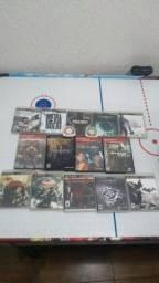 Jogos de PSP, PS2 e PS3 Originais