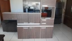 Armário de Cozinha Completo MDF - Entrega Grátis