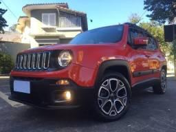 Jeep Renegade Longitude 1.8 Aut 2016+29MKM