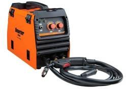 Maquina de solda mig 150A starmig flex solda mig e solda Eletrodo