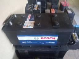 Bateria Bosch 180 ah fabricação 2020