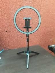 Ring Light  em impressão 3D