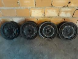 Roda aro 15 Volkswagen 05 furos