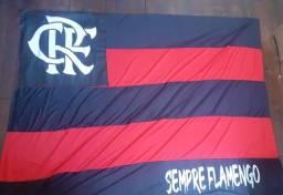 Bandeirão do Flamengo