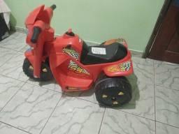 Moto eletrica. 550