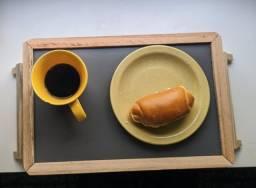 Mesinha de café da manhã
