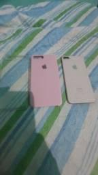 Iphone 8 plus 64 gigas imperdível 1,650