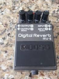 Pedal Boss Reverb RV-5