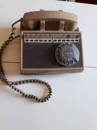 Telefone antigo pra decorar