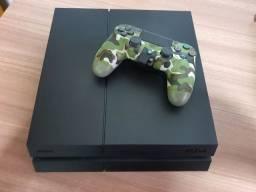 PS4 + 4 jogos