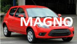 Ford Ka Vermelho Magno