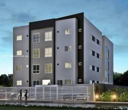 Apartamento 2 Quartos para Venda em João Pessoa, Bessa, 2 dormitórios, 1 suíte, 1 banheiro