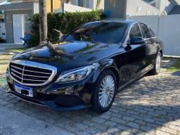 Mercedes C180 Exclusive 18/18 *BLINDADO*