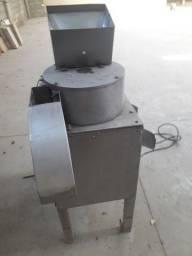 Cortador industrial de batata