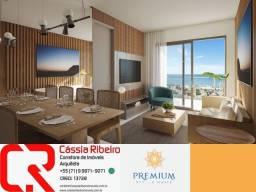 Apartamentos à venda 1 ou 2 quartos com suíte e varanda em Stella Maris. 1 ou 2 vagas