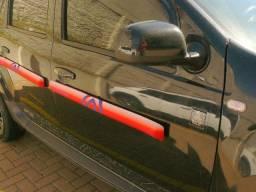 Protetor de porta para carros  kit  magnetico