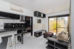 Apartamento com 1 dormitório para alugar, 61 m² por R$ 2.400,00/mês - Boa Vista - Porto Al