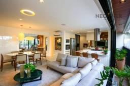 Apartamento à venda com 3 dormitórios em Setor marista, Goiânia cod:381