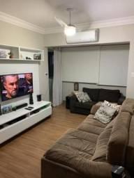 Apartamento com 3 dormitórios à venda, 90 m² por R$ 585.000 - Gonzaga - Santos/SP