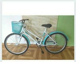 Bicicleta Retrô aro 26 seminova