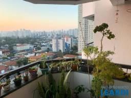 Apartamento à venda com 3 dormitórios em Vila mascote, São paulo cod:628953