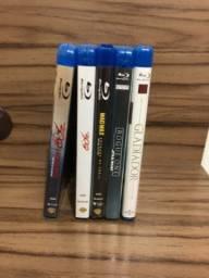 Coleção de Filmes Blu-ray
