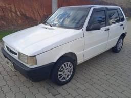 Título do anúncio: Fiat uno básico 1.0 Álcool,ano 2001