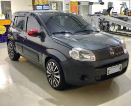 Fiat Uno Vivace 2012 Impecável Dh Ve Te Rodas Alarme Doc Ok