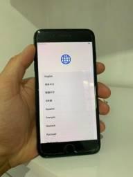 iPhone 7 plus 32 gigas com caixa carregador não troco