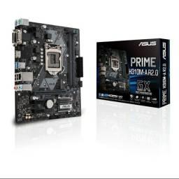<br>Placa Mãe Asus Prime H310m-a R2.0