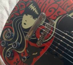 Guitarra Epiphone Original SG Emily The Strange
