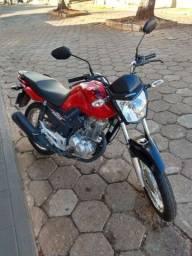 Moto CG Star 2019 semi nova km 8900
